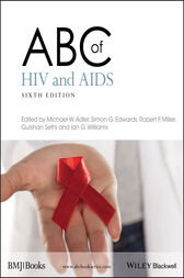 ABC of HIV and AIDS by Michael W. Adler