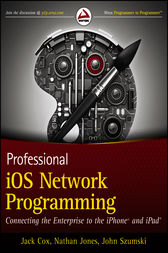 Professional iOS Network Programming by Jack Cox