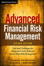 Advanced Financial Risk Management by Donald R. Van Deventer