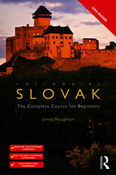 Colloquial Slovak by James Naughton