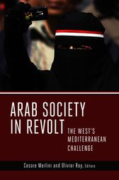 Arab Society in Revolt by Cesare Merlini