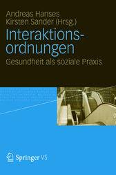Interaktionsordnungen by unknown