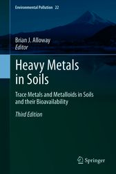 Heavy Metals in Soils by Brian J. Alloway