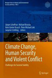 Climate Change, Human Security and Violent Conflict by Jürgen Scheffran
