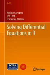 Solving Differential Equations in R by Karline Soetaert