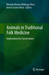 Animals in Traditional Folk Medicine