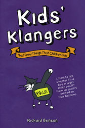 Kids' Klangers by Richard Benson
