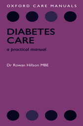 Diabetes Care by Rowan Hillson