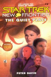 New Frontier #7 The Quiet Place by Peter David