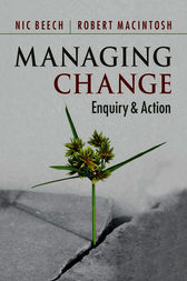Managing Change by Nic Beech