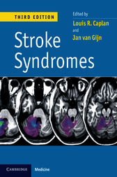 Stroke Syndromes, 3ed by Louis R. Caplan