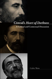 language in conrads heart of darkness The best study guide to heart of darkness on the  analysis, and quotes you need heart of darkness study guide from litcharts  his third language after polish.