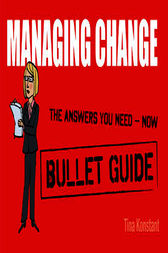 Managing Change by Tina Konstant