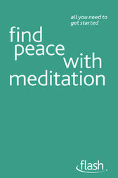 Find Peace with Meditation by Naomi Ozaniec