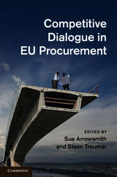 Competitive Dialogue in EU Procurement by Sue Arrowsmith