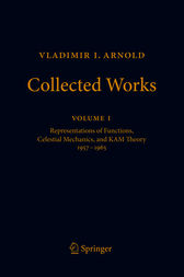 Vladimir I. Arnold - Collected Works by Alexander B. Givental