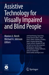 Assistive Technology For Visually Impaired And Blind