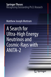 A Search for Ultra-High Energy Neutrinos and Cosmic-Rays with ANITA-2 by Matthew Joseph Mottram