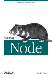 Learning Node by Shelley Powers