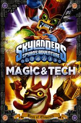 Skylanders Book of Elements: Magic and Tech by Penguin Books Ltd