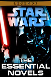 The Essential Novels: Star Wars 10-Book Bundle by James Luceno