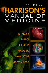 Harrisons Manual of Medicine, 18th Edition by Dan Longo