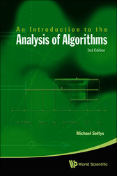 AN INTRODUCTION TO THE ANALYSIS OF ALGORITHMS by Michael Soltys