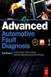 Advanced Automotive Fault Diagnosis by Tom Denton