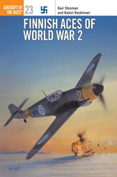 Finnish Aces of World War 2 by Kari Stenman