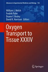 Oxygen Transport to Tissue XXXIV by William J. Welch