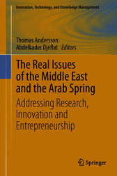 The Real Issues of the Middle East and the Arab Spring by Thomas Andersson