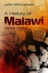 A History of Malawi by John McCracken