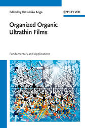 Organized Organic Ultrathin Films by Katsuhiko Ariga