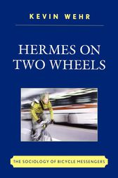 Hermes on Two Wheels by Kevin Wehr
