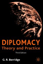 Diplomacy by G. R. Berridge