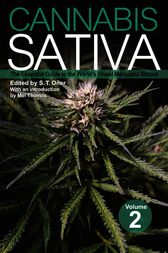 Cannabis Sativa Volume 2 by S. T. Oner