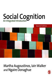 Social Cognition by Martha Augoustinos