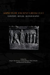 Aspects of Ancient Greek Cult by Peter Schultz