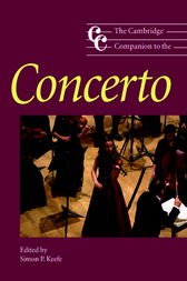 The Cambridge Companion to the Concerto