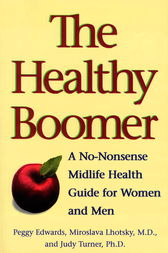 The Healthy Boomer by Peggy Edwards