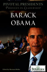 Barack Obama by Britannica Educational Publishing;  Sherman Hollar