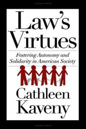 Law's Virtues by Cathleen Kaveny