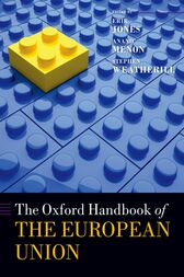 The Oxford Handbook of the European Union by Erik Jones