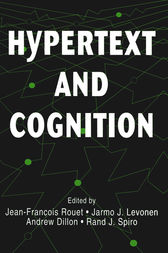 Hypertext and Cognition by Jean-Francois Rouet