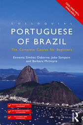 Colloquial Portuguese of Brazil (eBook And MP3 Pack) by Mcintyre