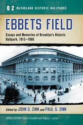 Ebbets Field by John G. Zinn