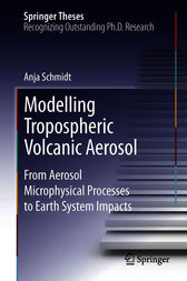 Modelling Tropospheric Volcanic Aerosol