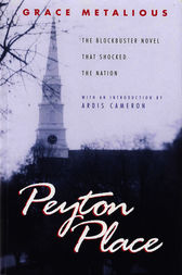 Peyton Place by Grace Metalious