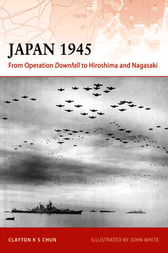 Japan 1945 by Clayton Chun