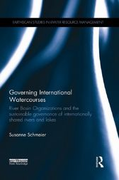 Governing International Watercourses